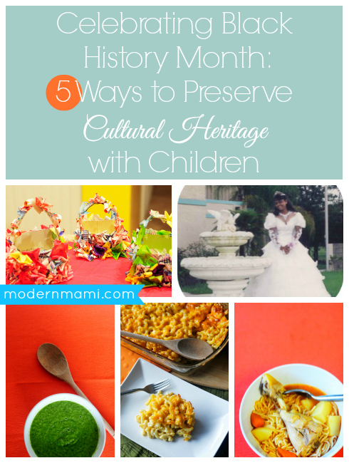 5 Ways to Preserve Cultural Heritage with Children