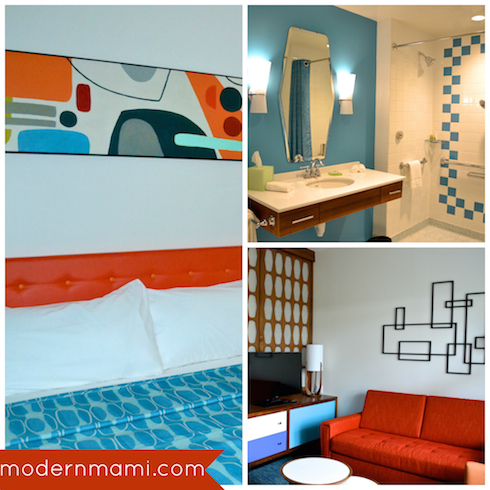 Step Back In Time At Universal Orlando S Cabana Bay Beach