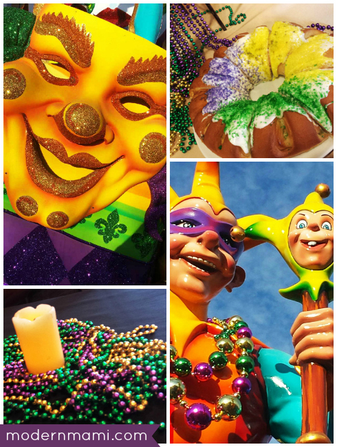 Mardi Gras Grand Celebration at Universal Studios Orlando