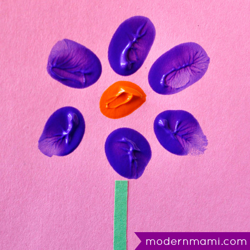 How to Make a Simple Homemade Mother's Day Card for Kids