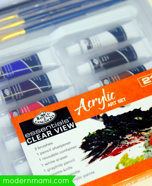 Acrylic Art Set - 5 Father's Day gift ideas for artists or gamers, all under $30