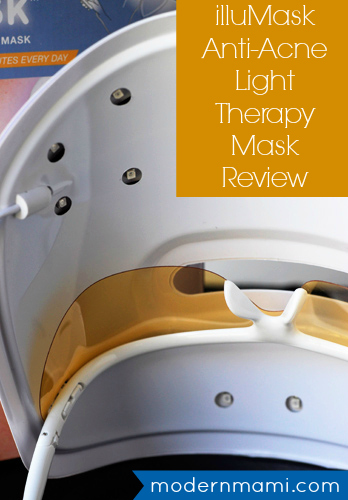 Good IlluMask Anti Acne Light Therapy Mask Review