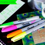 Adding Flair and Individuality to School Supplies with Duck Tape & Sharpie!