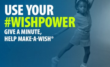 Small Deeds Add Up. Help Straight Talk Support Make-A-Wish By Doing Things You Normally Do.