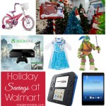 Making Holiday Shopping Easier with Holiday Savings at Walmart Starting Now!