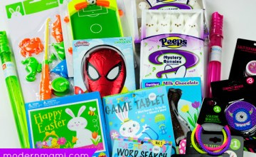 Custom Kids' Easter Baskets Under $15!