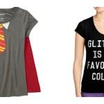 Back to School Style: Juniors Graphic Tees for Tweens & Teens