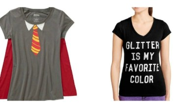 Back to School Style: Juniors Graphic Tees for Tweens & Teens
