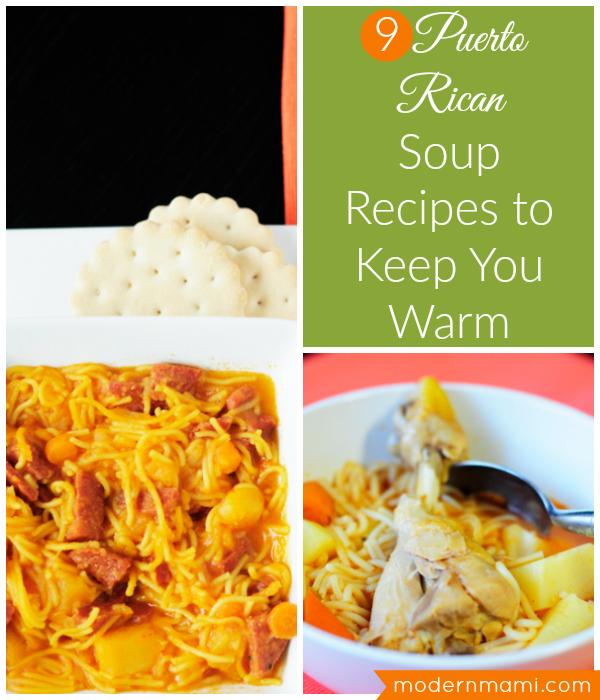 9 Sopas Boricuas To Warm Up To Modernmami