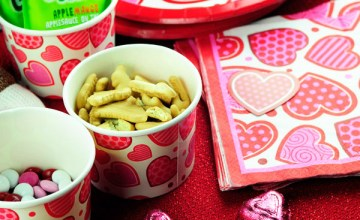 Simple Valentine's Day After-School Party for Kids