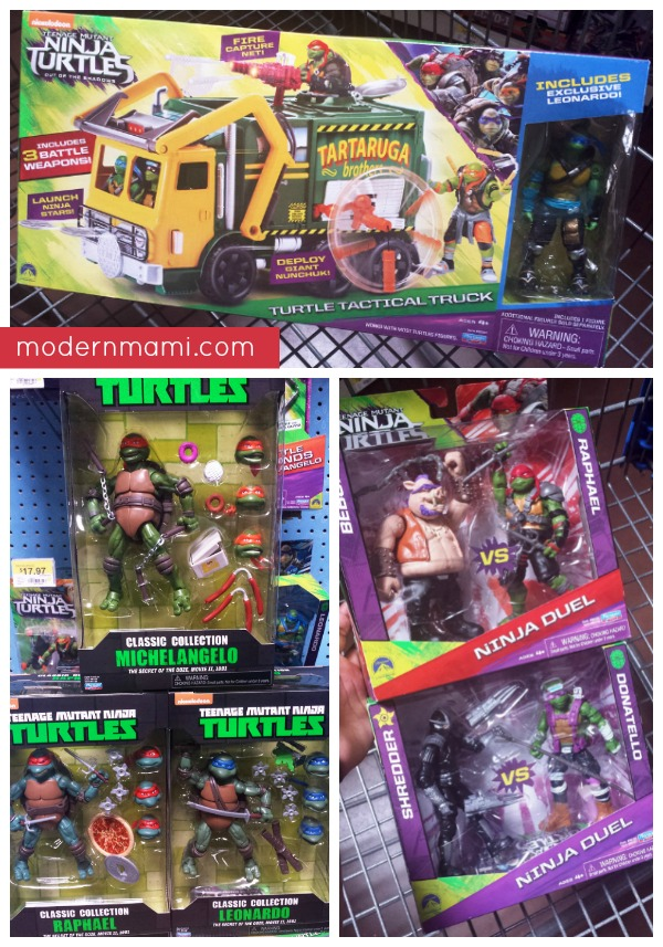 Fancy Find All Your Teenage Mutant Ninja Turtles Fun at Walmart