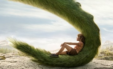 Into the Forest With Pete's Dragon