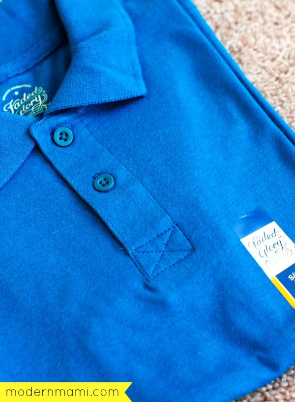 Back to School Clothes for Kids: Boys Polo Shirts