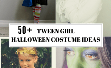 50+ Tween Girl Halloween Costume Ideas