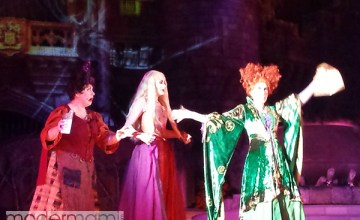 Hocus Pocus Villain Spelltacular: A Must-Do at Mickey's Not-So-Scary Halloween Party!