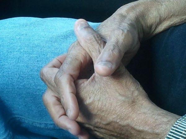 Papi's Hands
