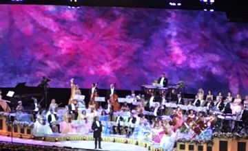 A Night with André Rieu and His Johann Strauss Orchestra