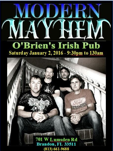 Flyer- OBriens 010216