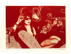 Albert Reyes: Elvira