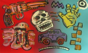 romero_skull_2010
