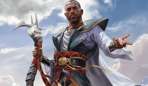 Image result for teferi, hero of dominaria art