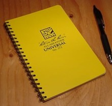 Rite In The Rain Canada 373 Weatherproof Spiral Notebook
