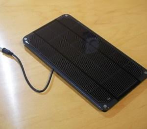 3.4 Watt 6 Volt Panel
