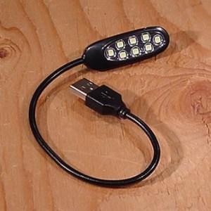 Voltaic USB Flexlight