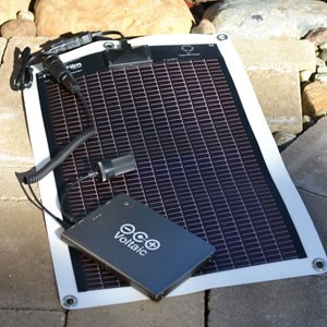 Kayak 7 Advanced Solar Charger Kit Modern Outpost