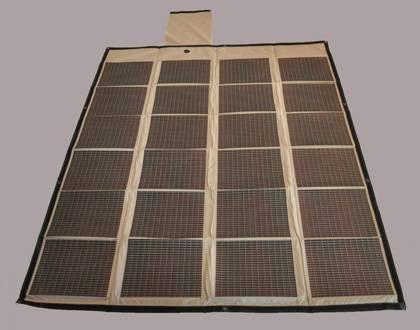 90w Powerfilm Fold Flex Solar Panel Modern Outpost