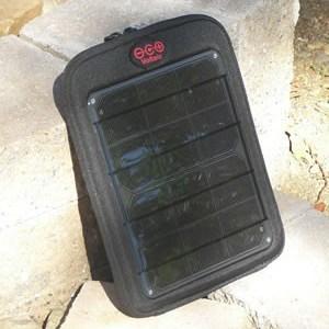 Voltaic Fuse 6W : USB Solar Pack