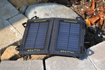Secur 3W pocket USB solar charger