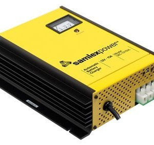 Samlex SEC-1215UL 12v battery charger