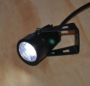 3 Watt LED Spotlight on