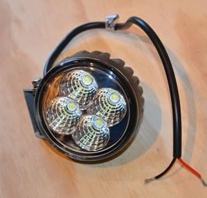 12W LED Spotlight 630lm
