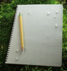 313-MX : Rite In The Rain weatherproof notebook