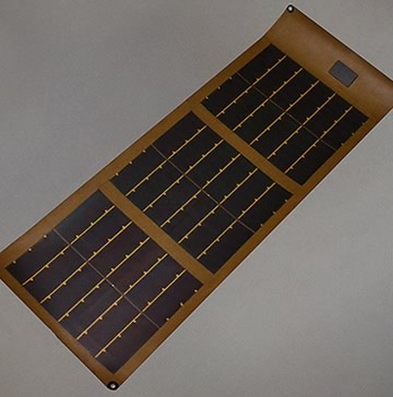 p3 21w rollable solar panel