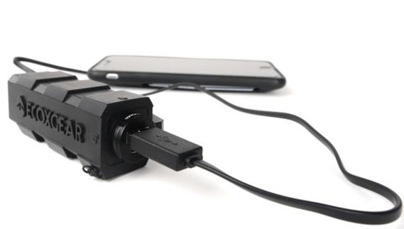 ecoxgear ecocharge phone charger