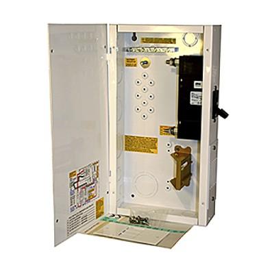 MNDC125 mini DC breaker panel