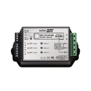 solaredge electricity consumption meter se-mtr240-2-200-s1