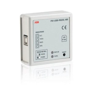 abb pvi-usb-rs232-485 adaptor