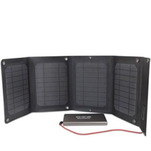 voltaic arc 20w solar charger kit v72
