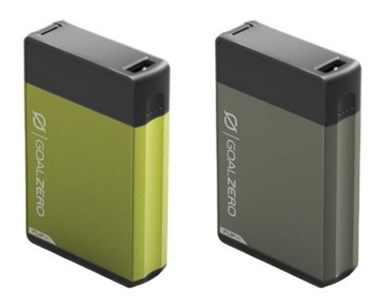 goal zero flip 30 battery colours