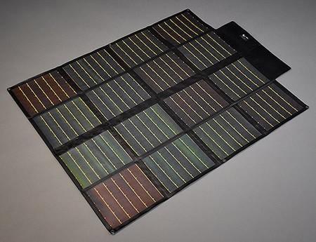 p3 100w folding solar panel
