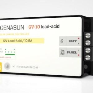 genasun gv10-pb-12v mppt solar controller