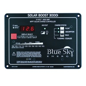 SB3000i mppt solar charge controller by Blue Sky
