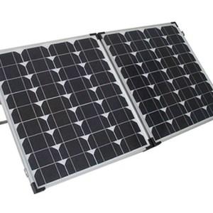 120 Watt folding briefcase Solar panel