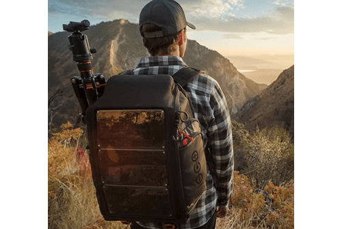 lightweight solar for hiking & backpacking adventures