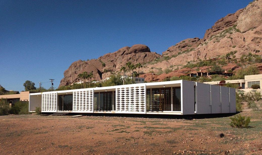The White Gates Residence by Al Beadle in Phoenix Arizona