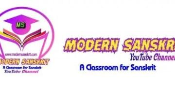modernsanskrit